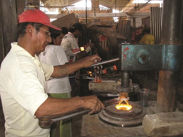 Fair Trade glas fra Bolivia